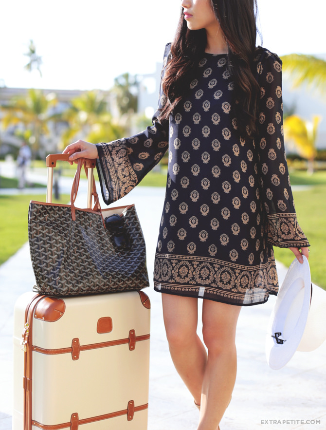 paisley beach cover up dress2