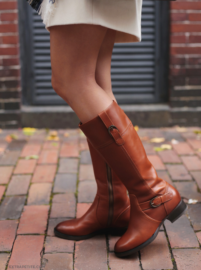 petite friendly narrow calf leather riding boots ariat york extra