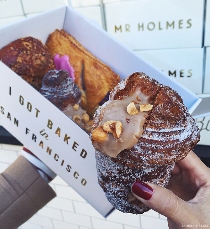 mr holmes bakery cruffin san francisco