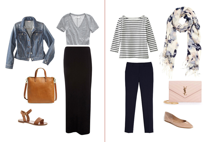How To Plan Stylish Travel Outfits For Vacation