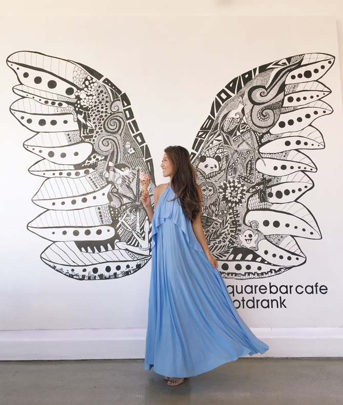square bar cafe san diego asos blue maxi dress petite