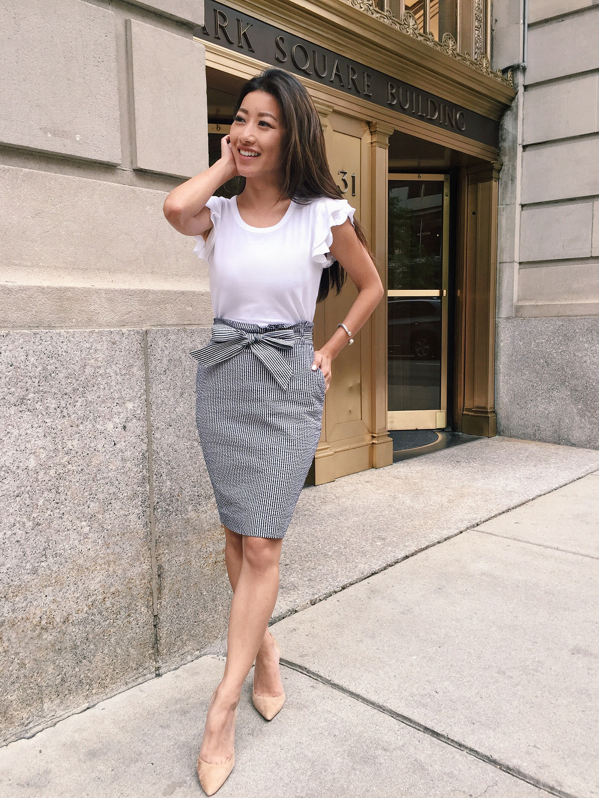 What To Wear To Work In The Summer Business Casual Outfits