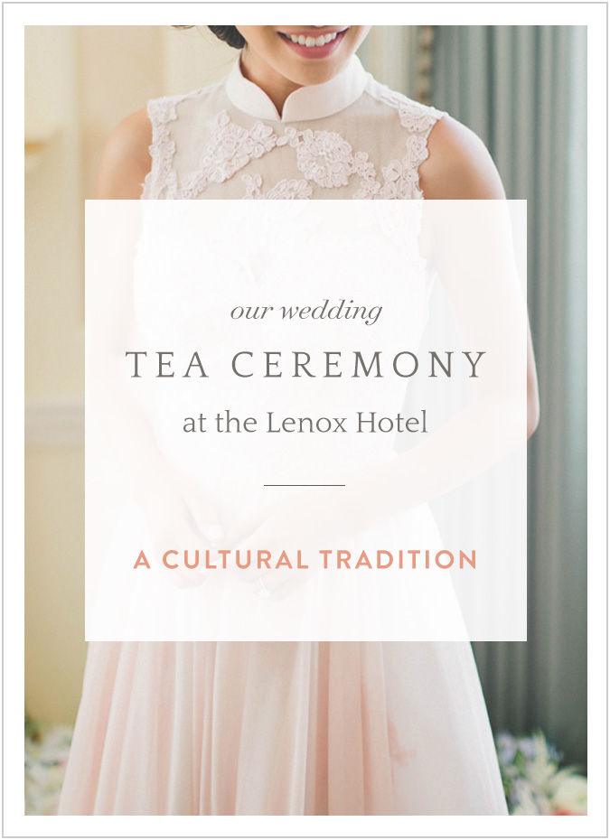 Traditional chinese wedding tea ceremony lenox hotel boston public library