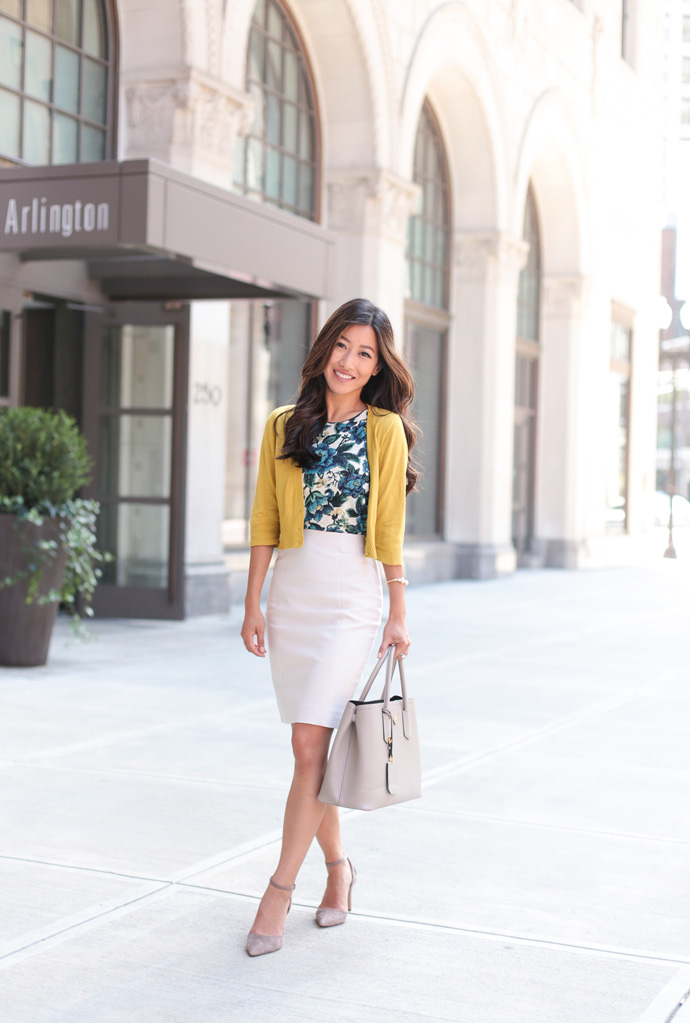 work wear professional outfit ideas petite fashion blog