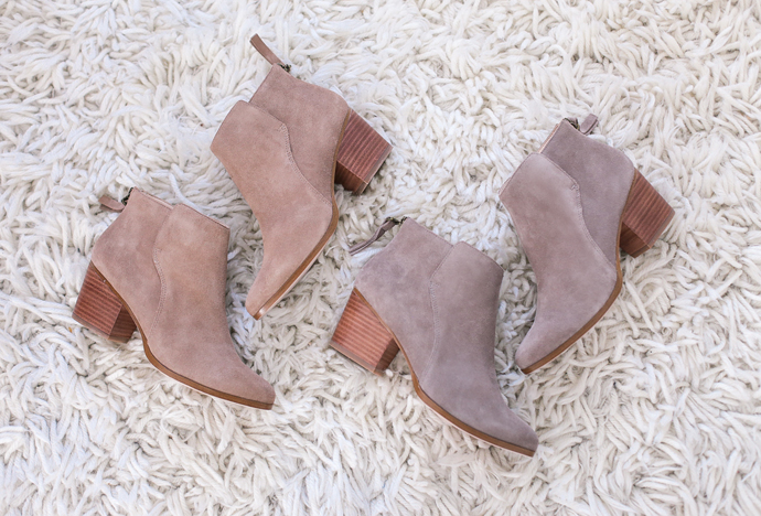 sole society river ankle boots