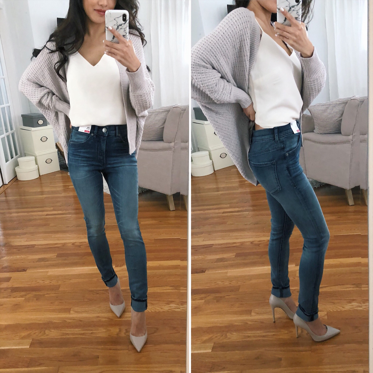 to wear - Skinny Best jeans for petites video