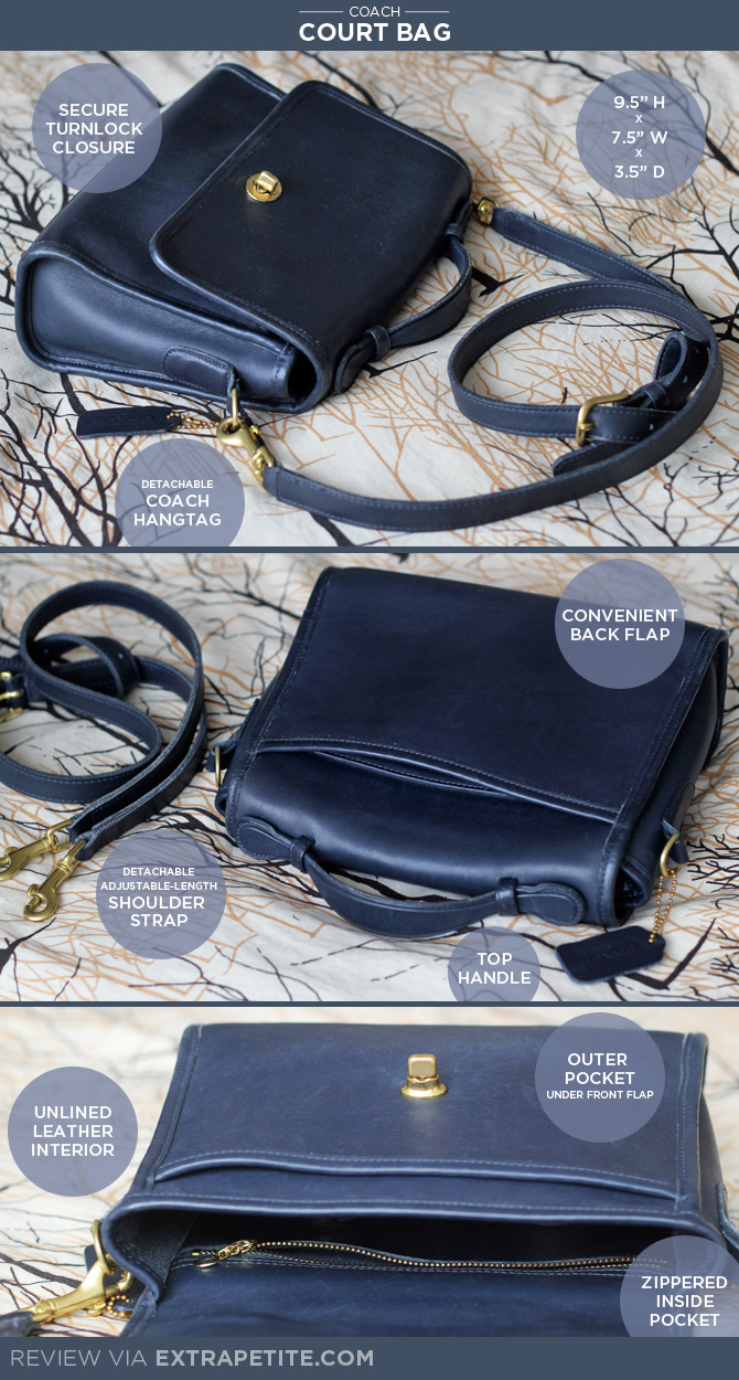 Vintage Coach Bags Review Ping Care Cleaning Tips