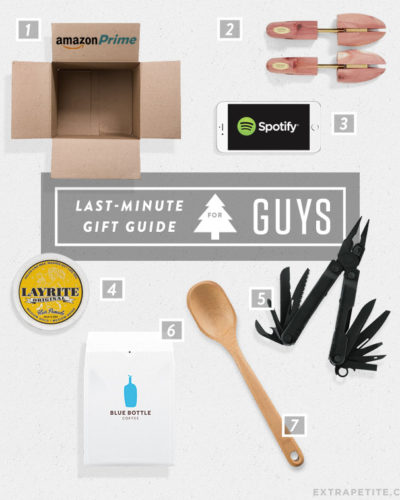 Nick's last-minute gift guide for men