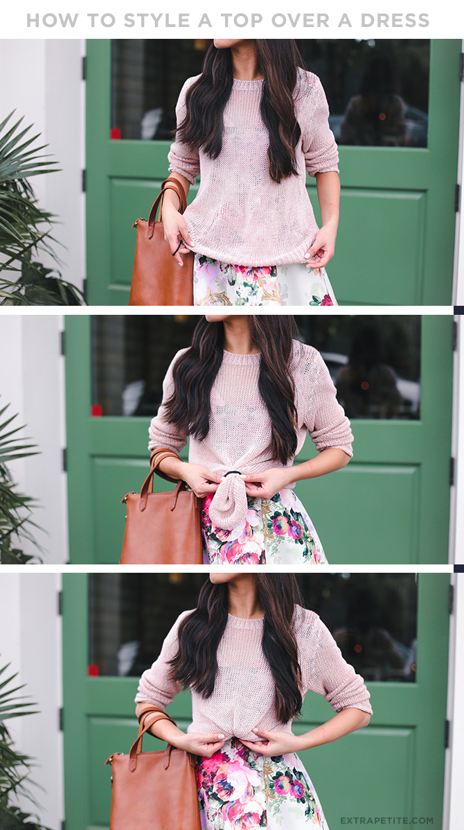how to style a 穿裙子 随便的 outfits