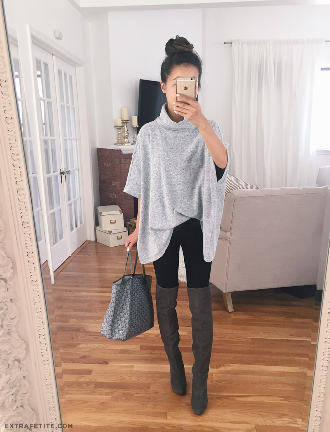 01f7b9857b6 Fall Outfit ideas and affordable over the knee boots