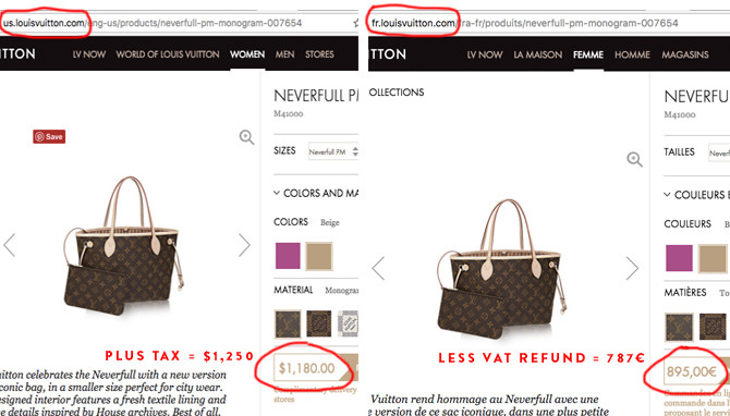 52951705 Shopping & Saving on Designer goods in Europe (& VAT refund tips ...