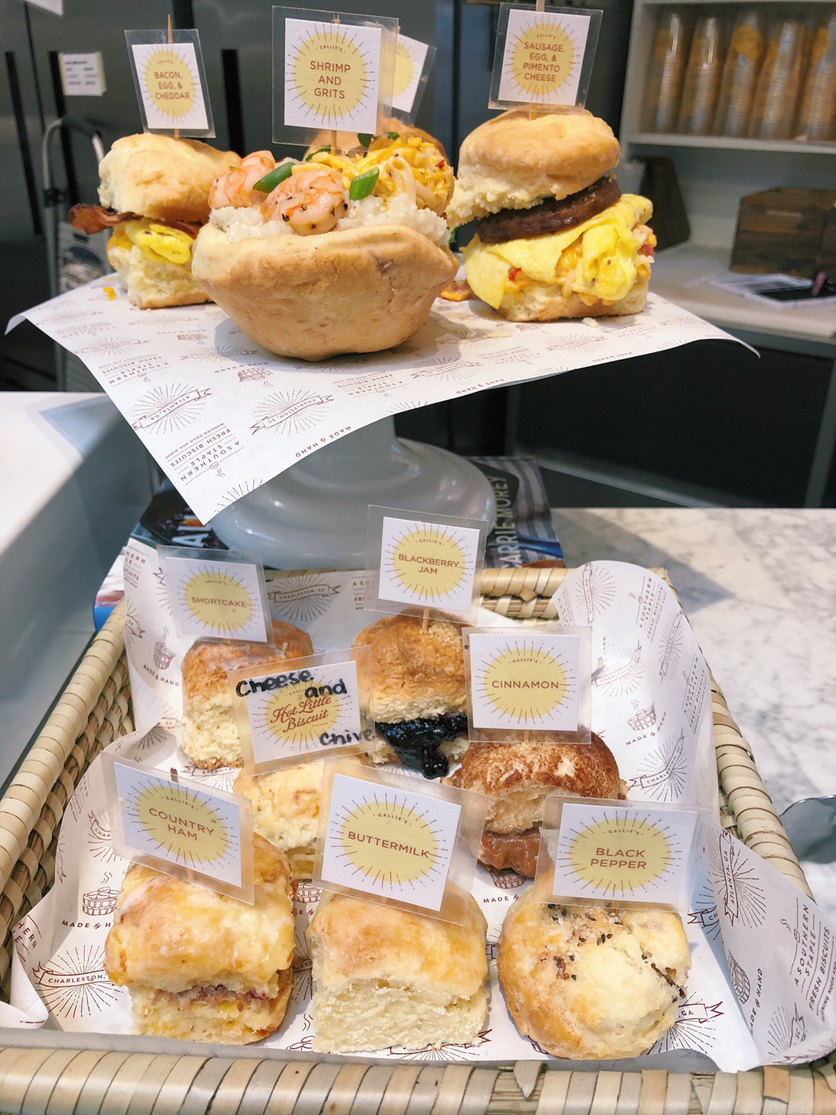 callies hot little biscuit charleston sc travel food guide