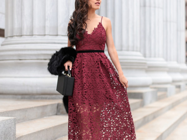 what to wear to a winter black tie holiday party or wedding_petite fashion