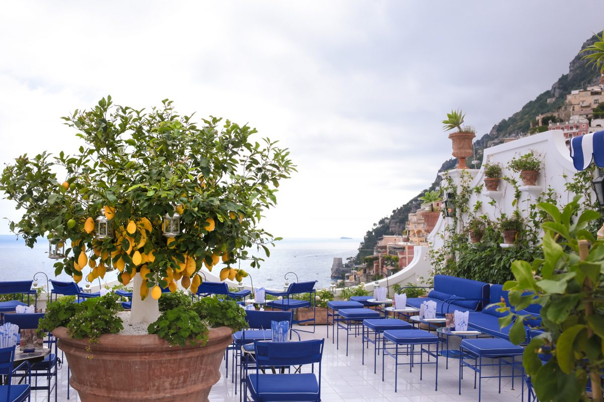 le sirenuse francos best bar in positano italy