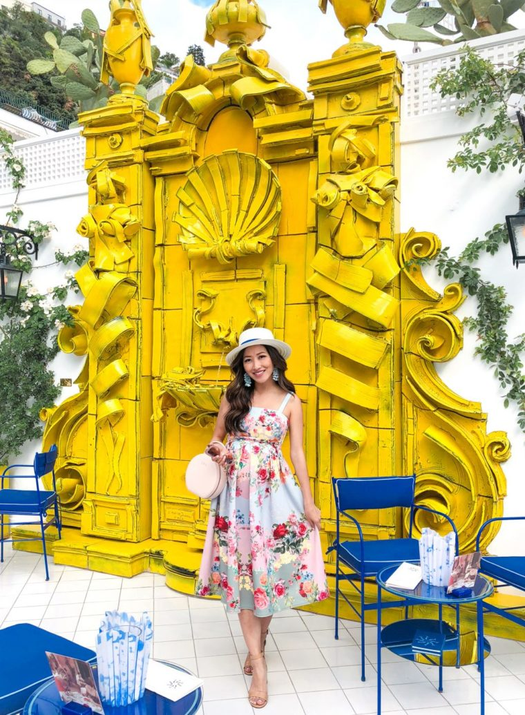 positano amalfi coast outfits what to pack