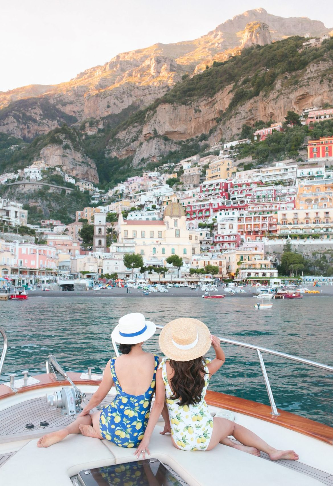 blue star positano capri private boat tour private rental