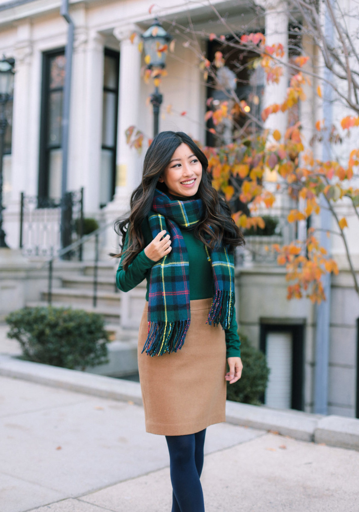 Festive winter style with J.Crew Factory