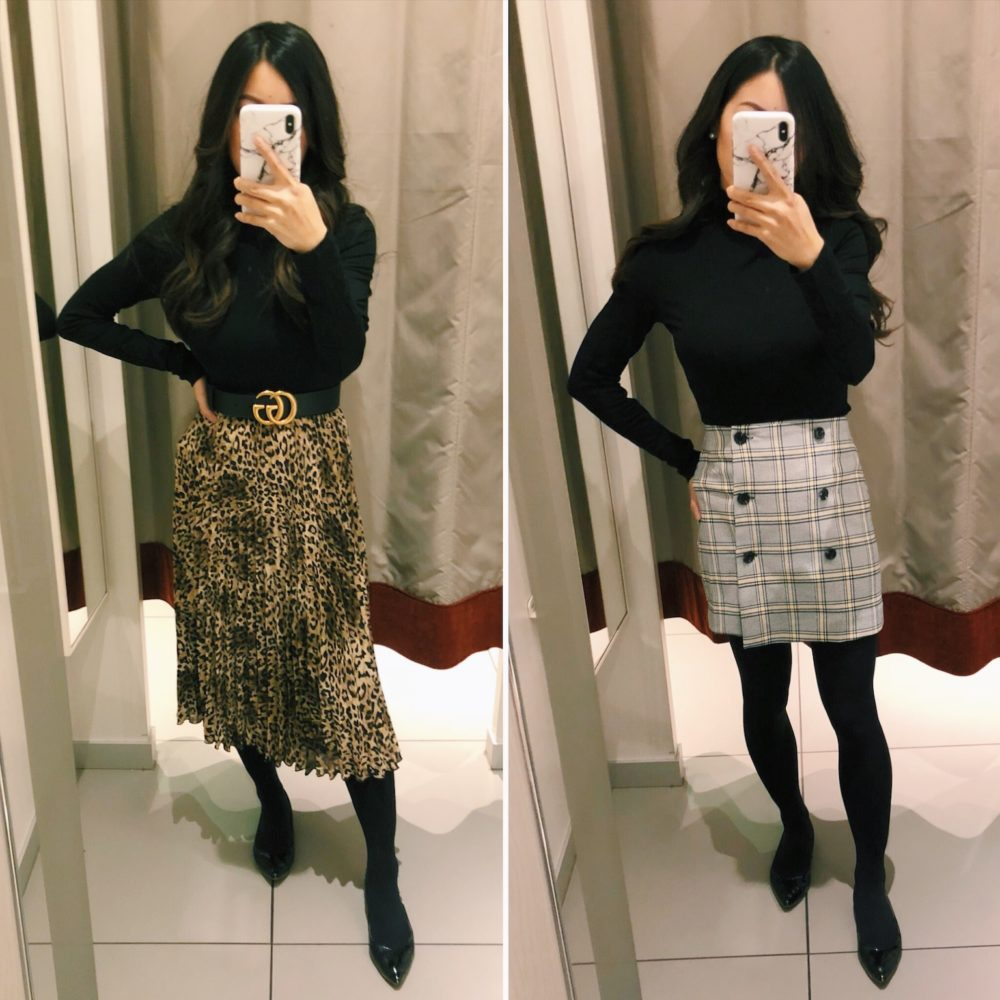leopard pleated skirt petite fashion reviews