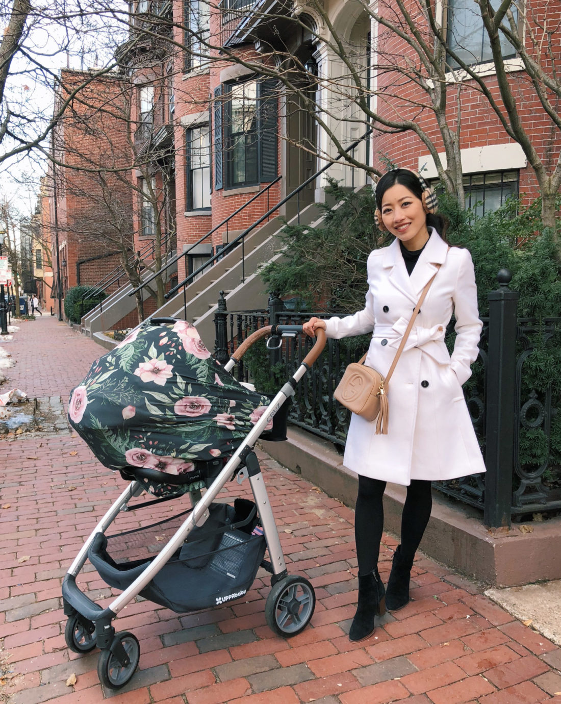 uppababy stroller with nuna pipa carseat review