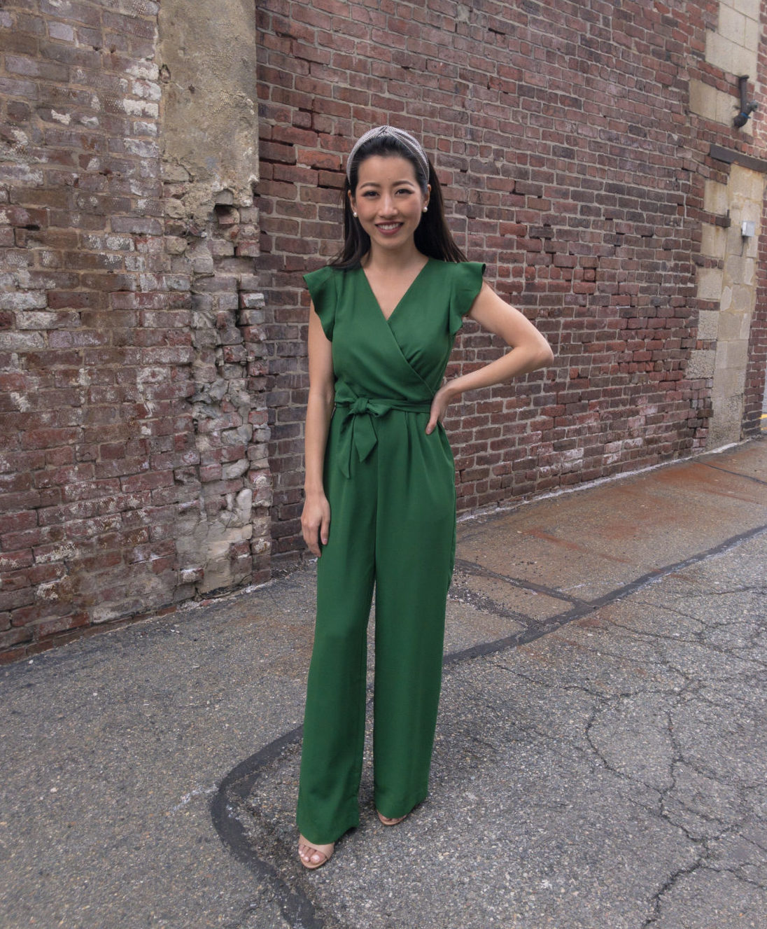 petite jumpsuit review ann taylor special occasion outfit