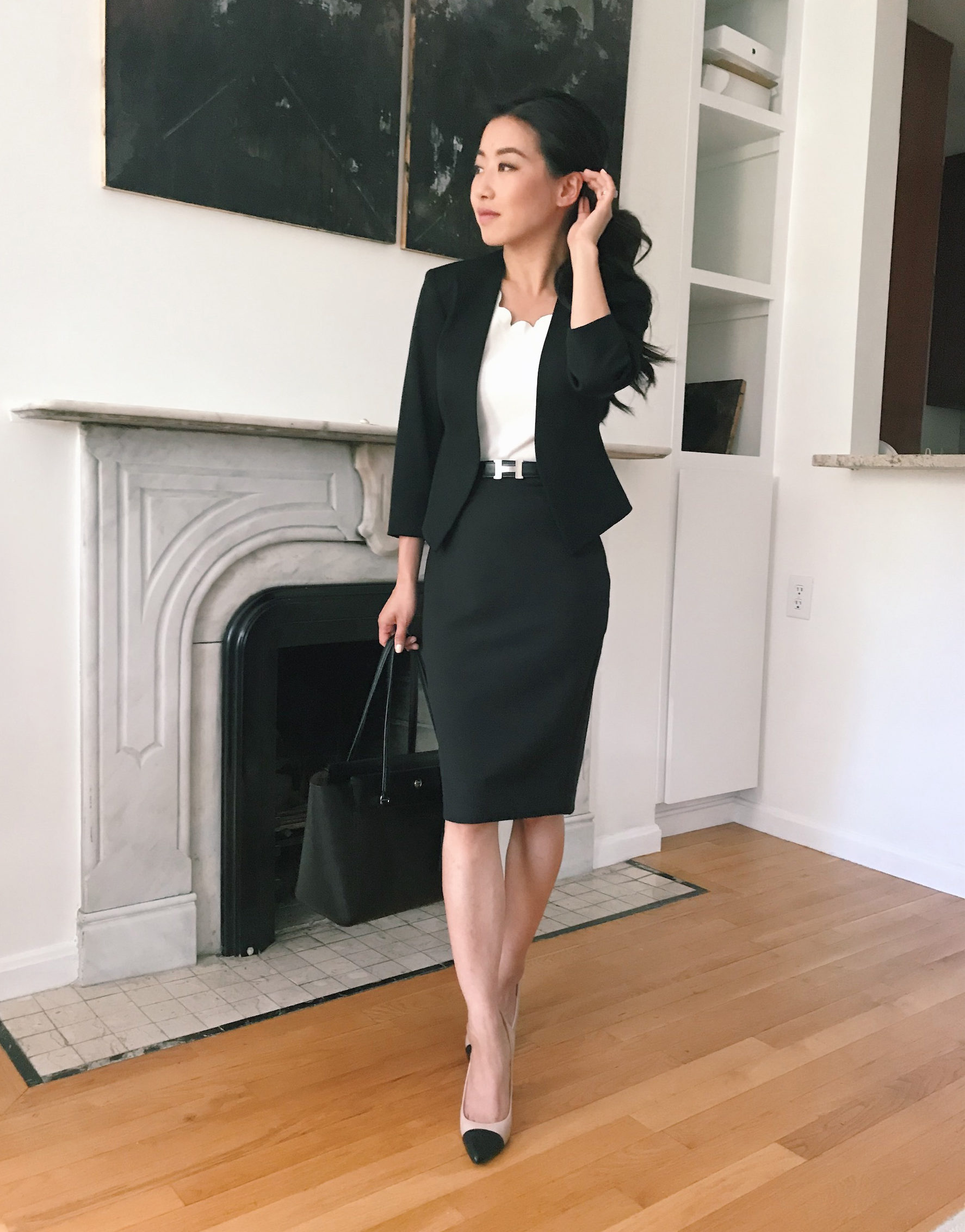 what to wear to a professional interview