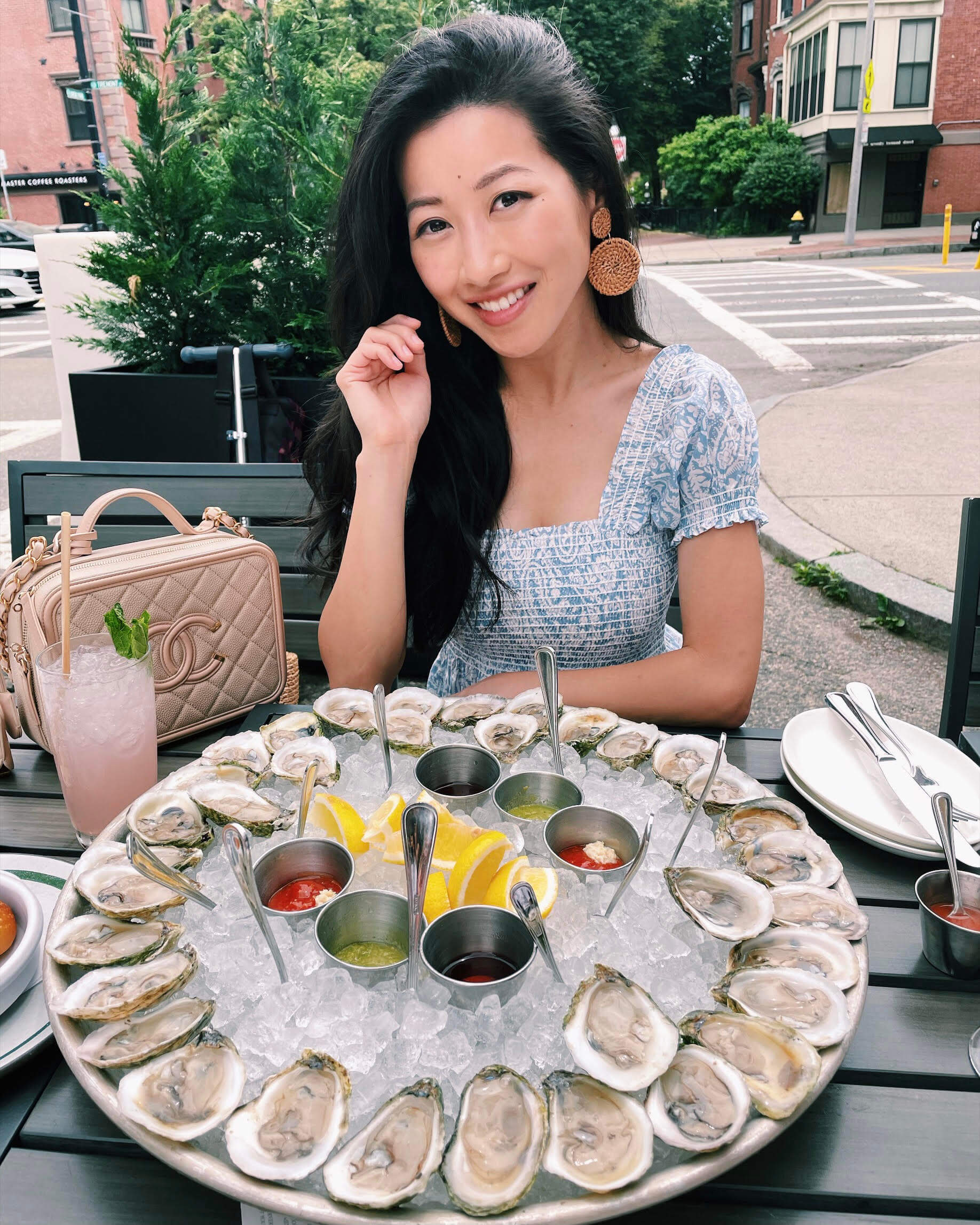 Boston $1 oysters