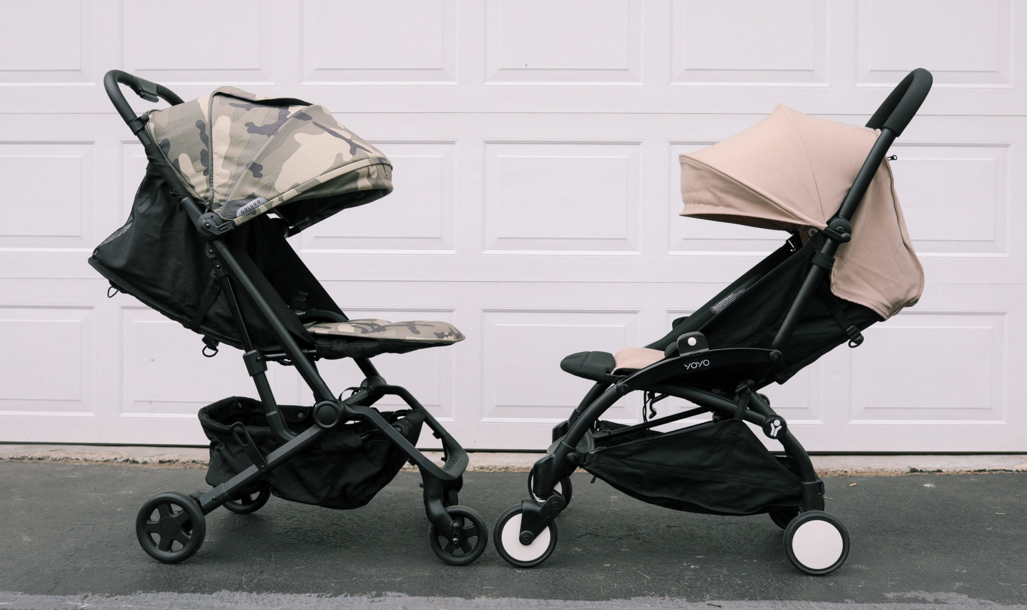 babyzen yoyo vs colugo best compact travel stroller review