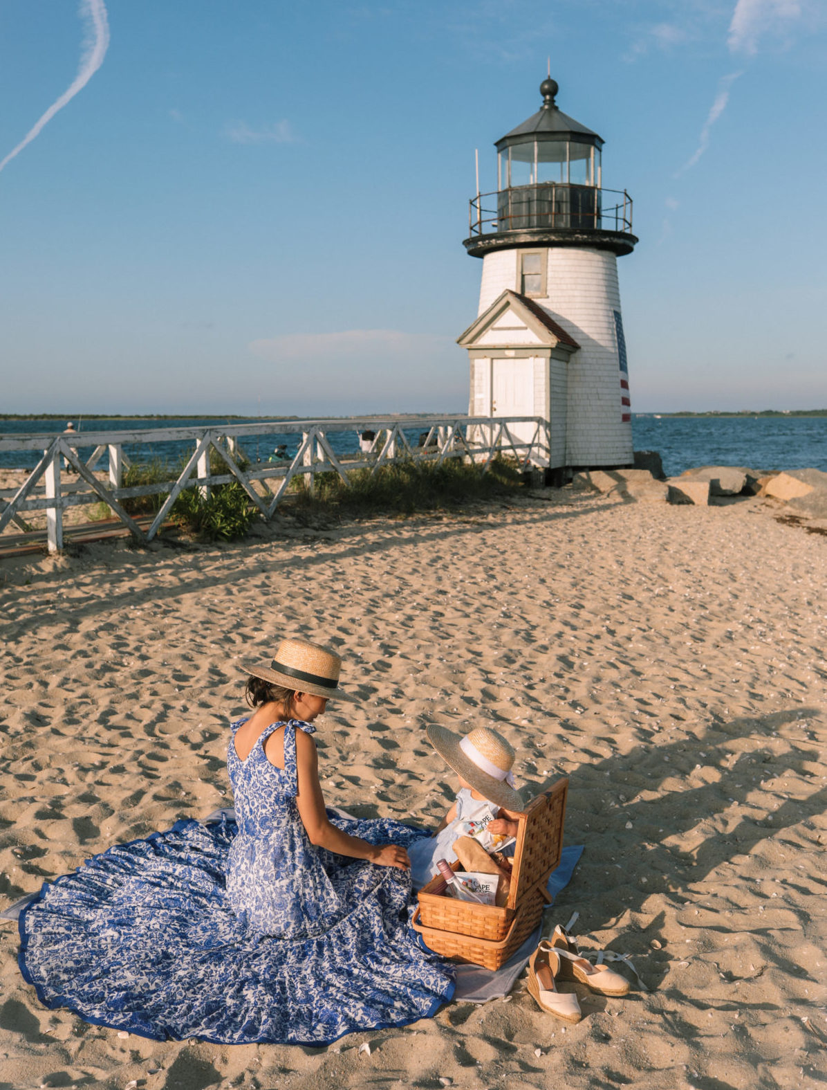 nantucket activities with kids brant point light house