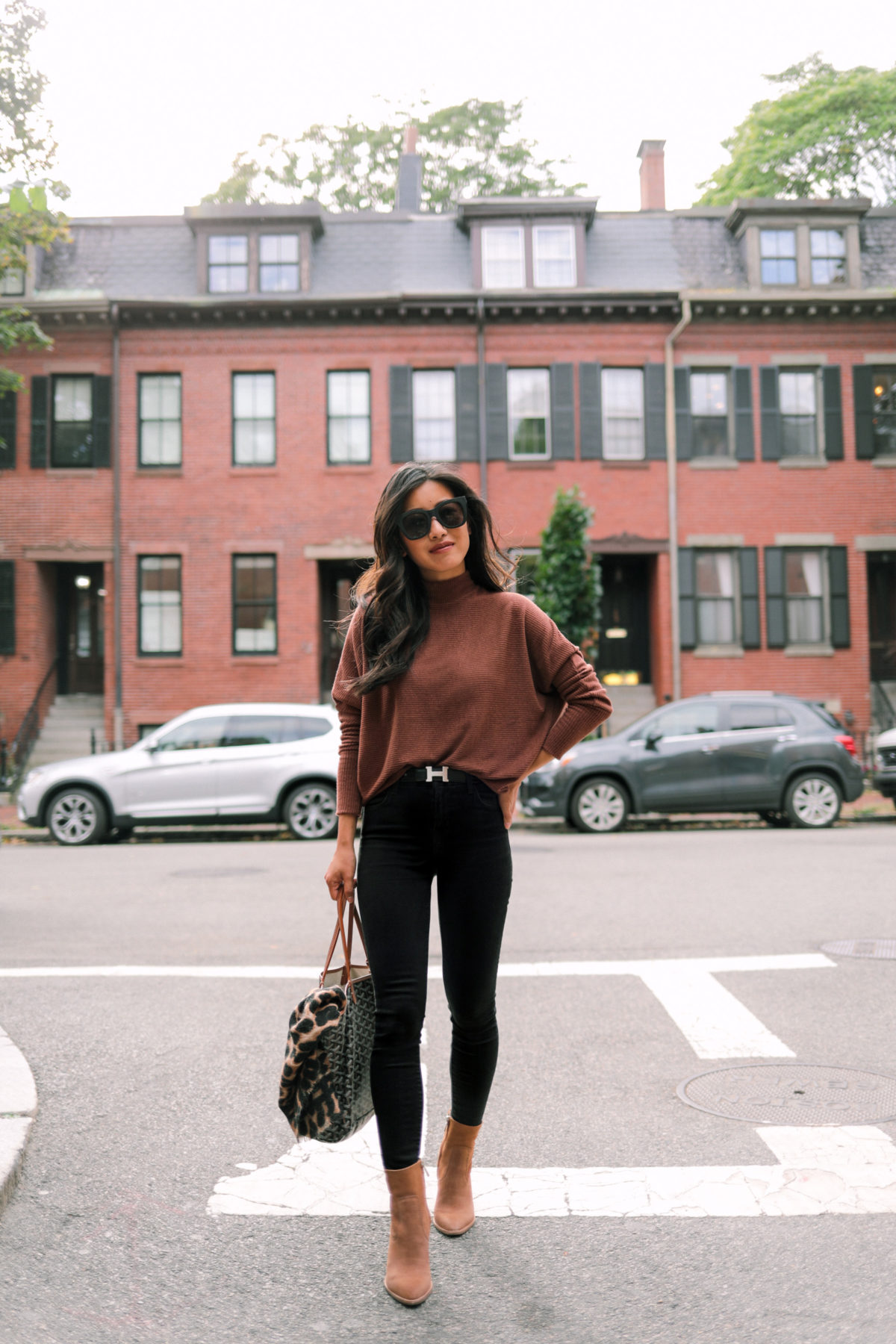 petite style blog casual fall sweaters