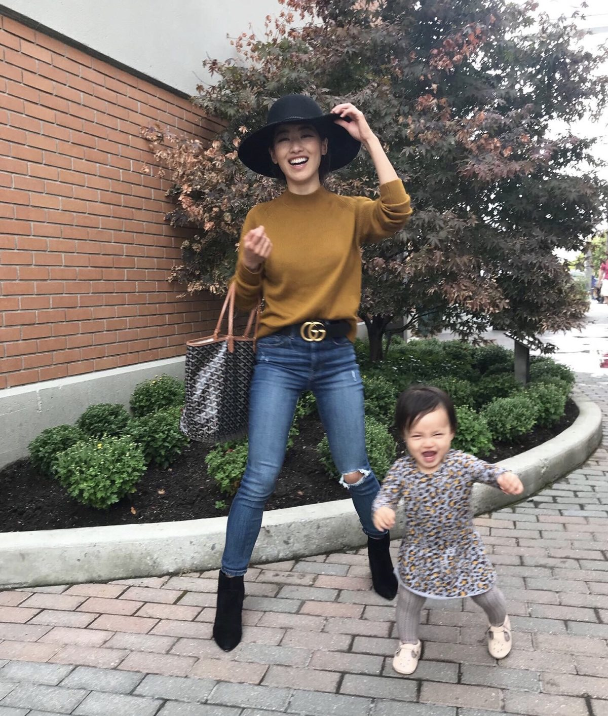 mommy and me fall outfits baby girl