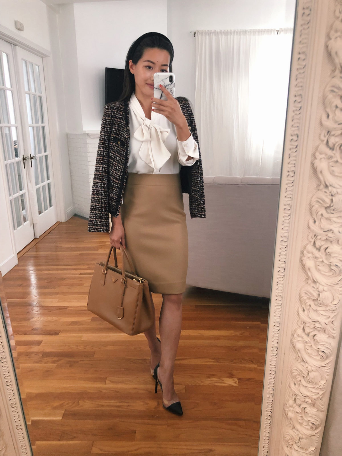 fall business professional work outfit ideas for petite