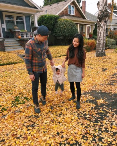Seattle Travel Diary w/ a Toddler + Favorite Eats