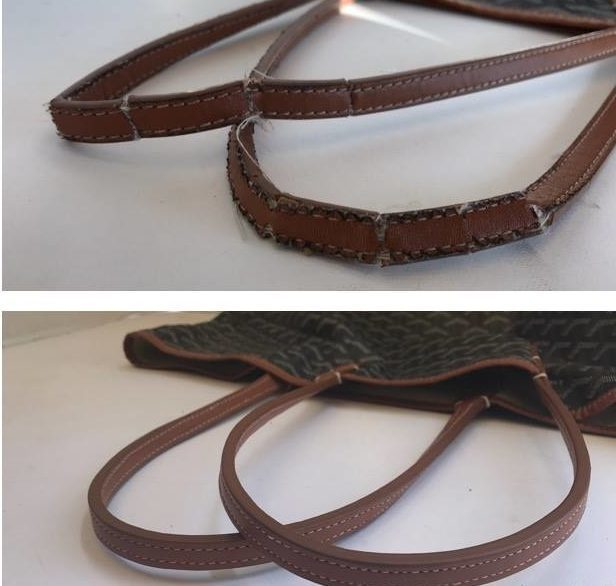 how to preserve leather bags