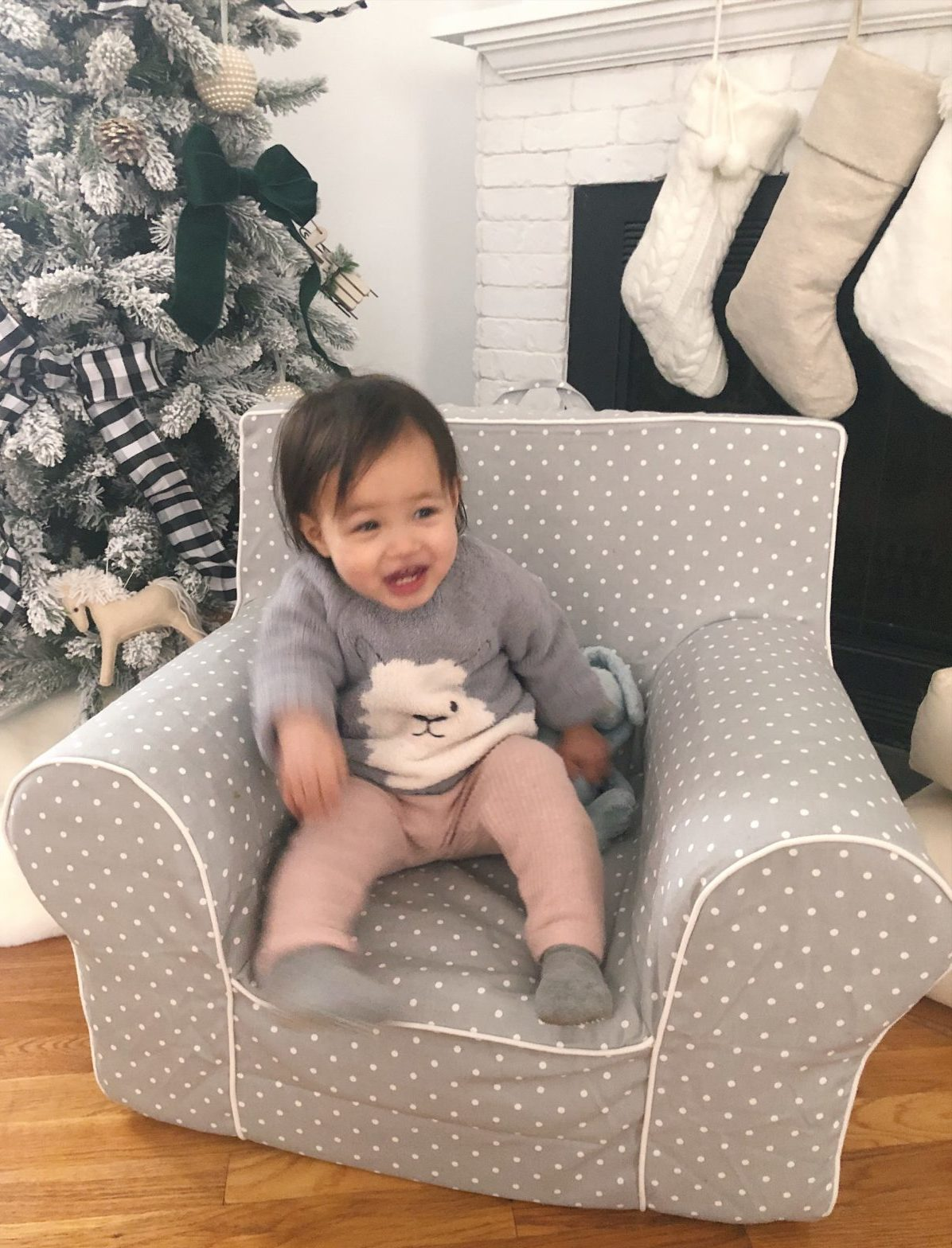 pottery barn anywhere chair best toddler gift