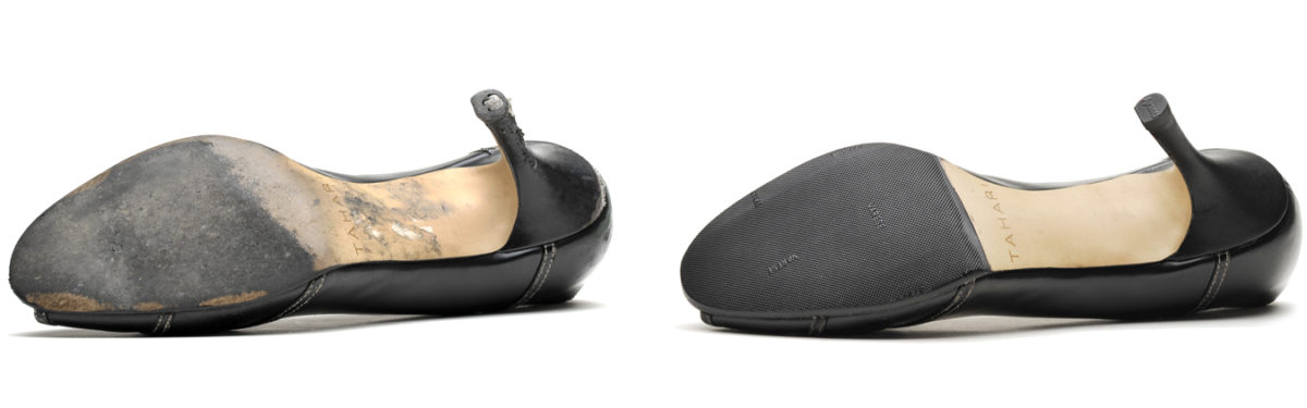 cobbler fixes for worn out heels
