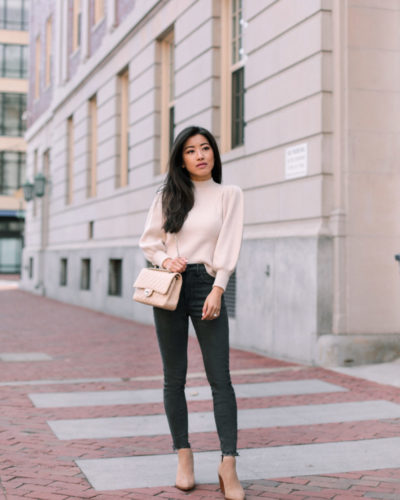 Closet staple: Flattering tan ankle boots under $100