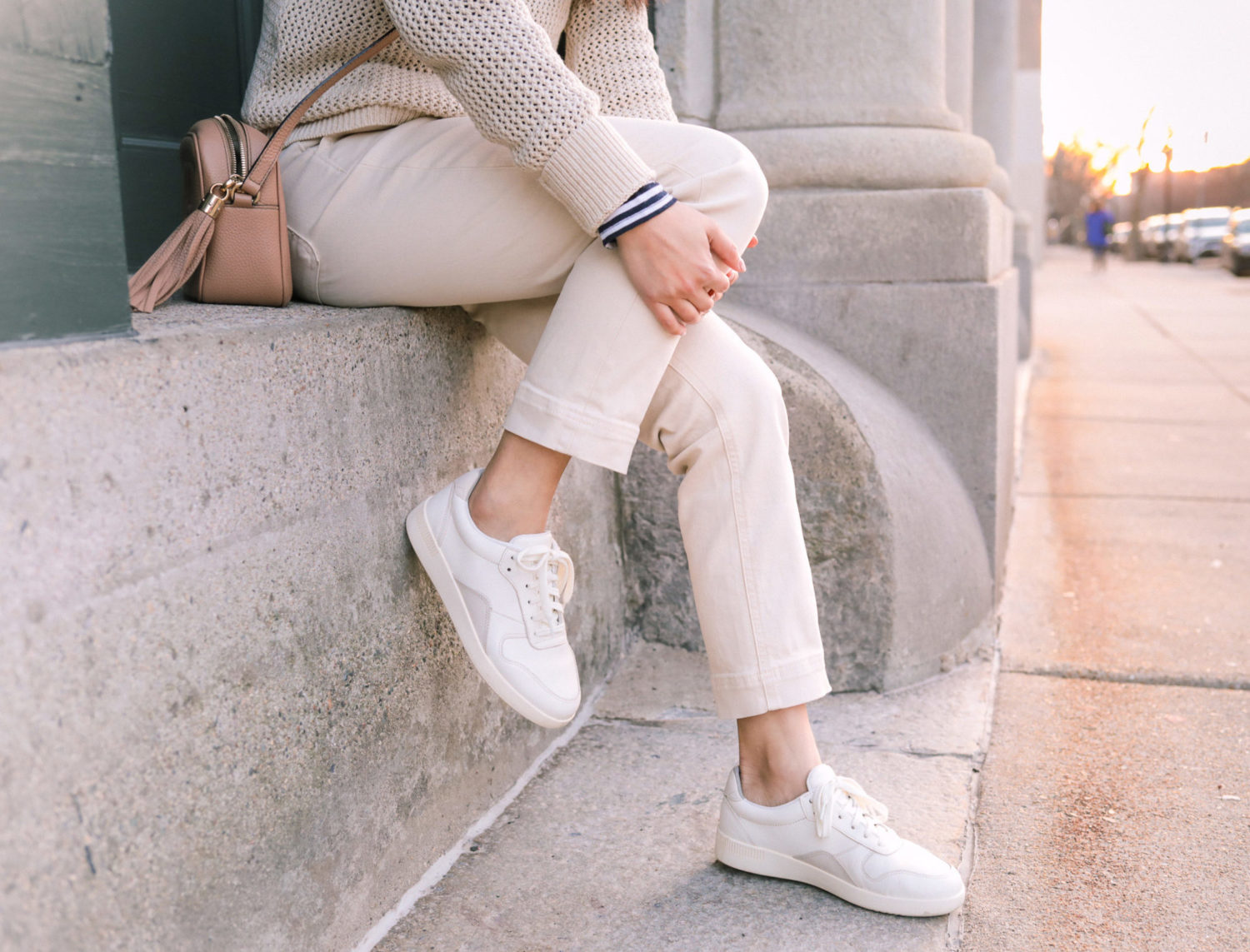 everlane court sneakers review on petites