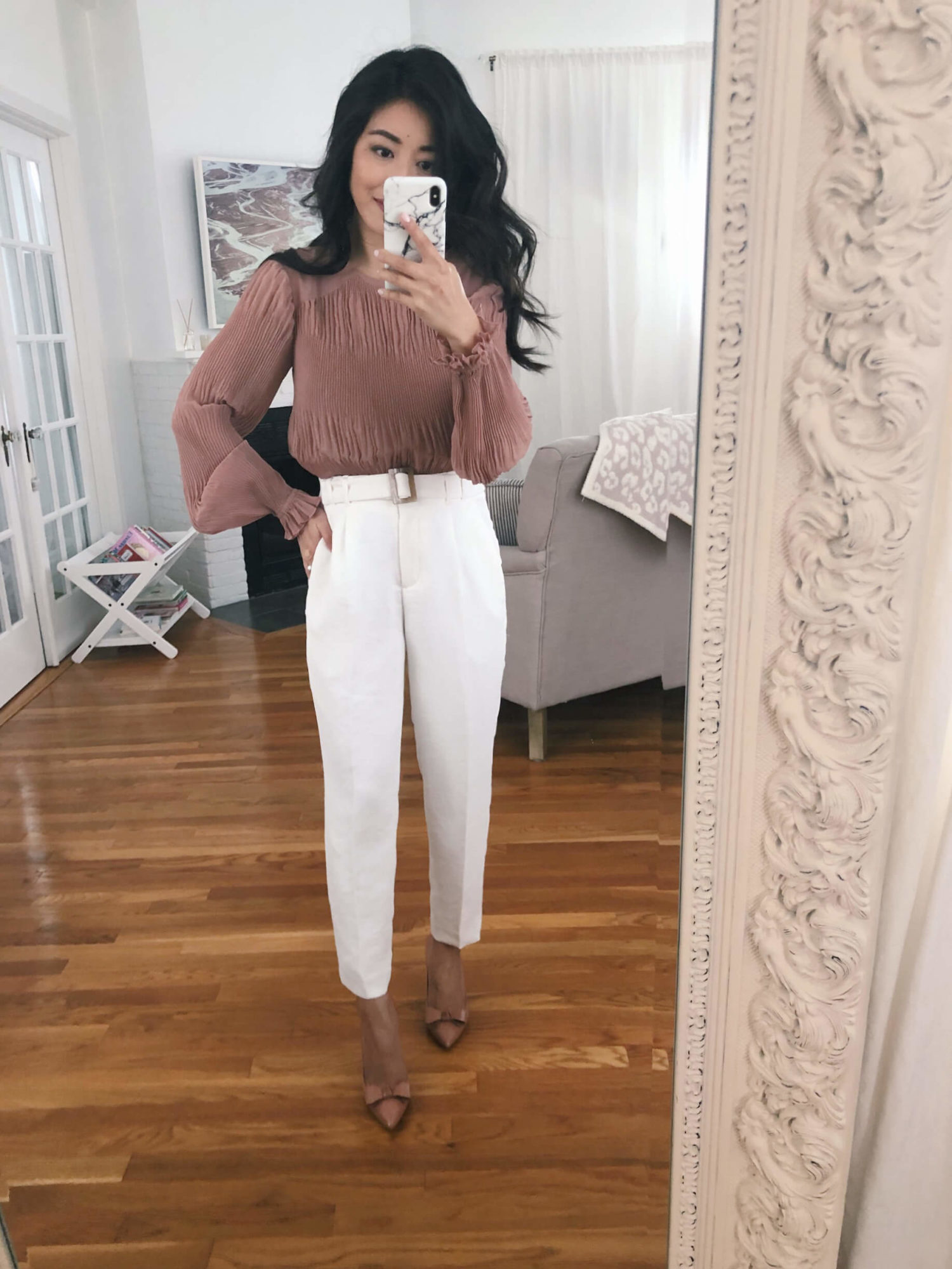 Style it 6 Ways: High Waisted Trousers