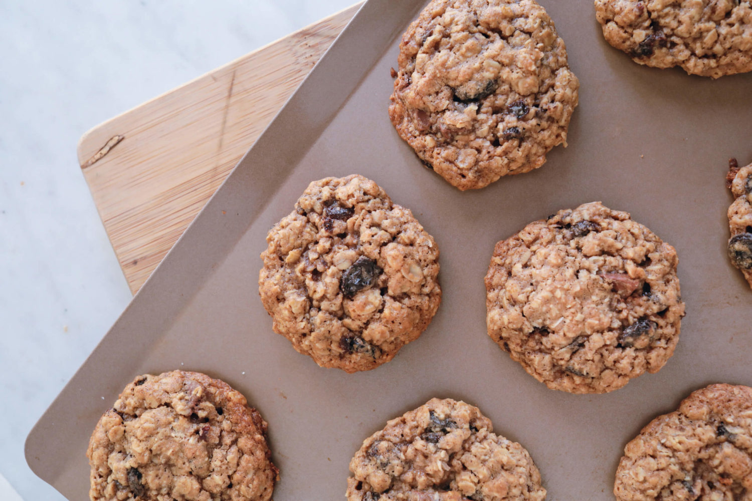 chewy oatmeal chocolate chip cookie recipe