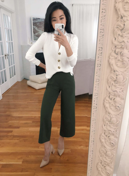 petite pull on pants review
