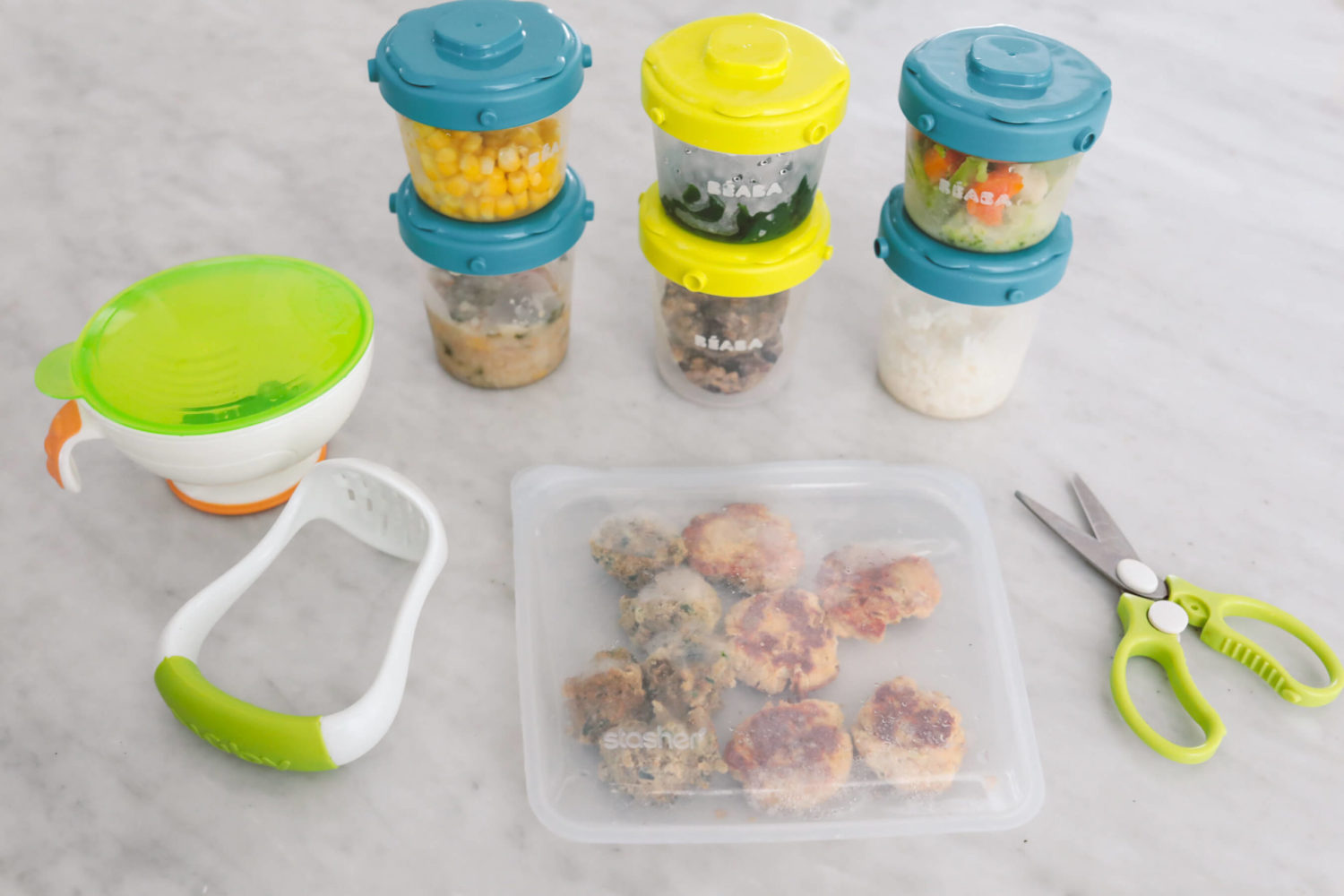 helpful tools for feeding babies and toddlers