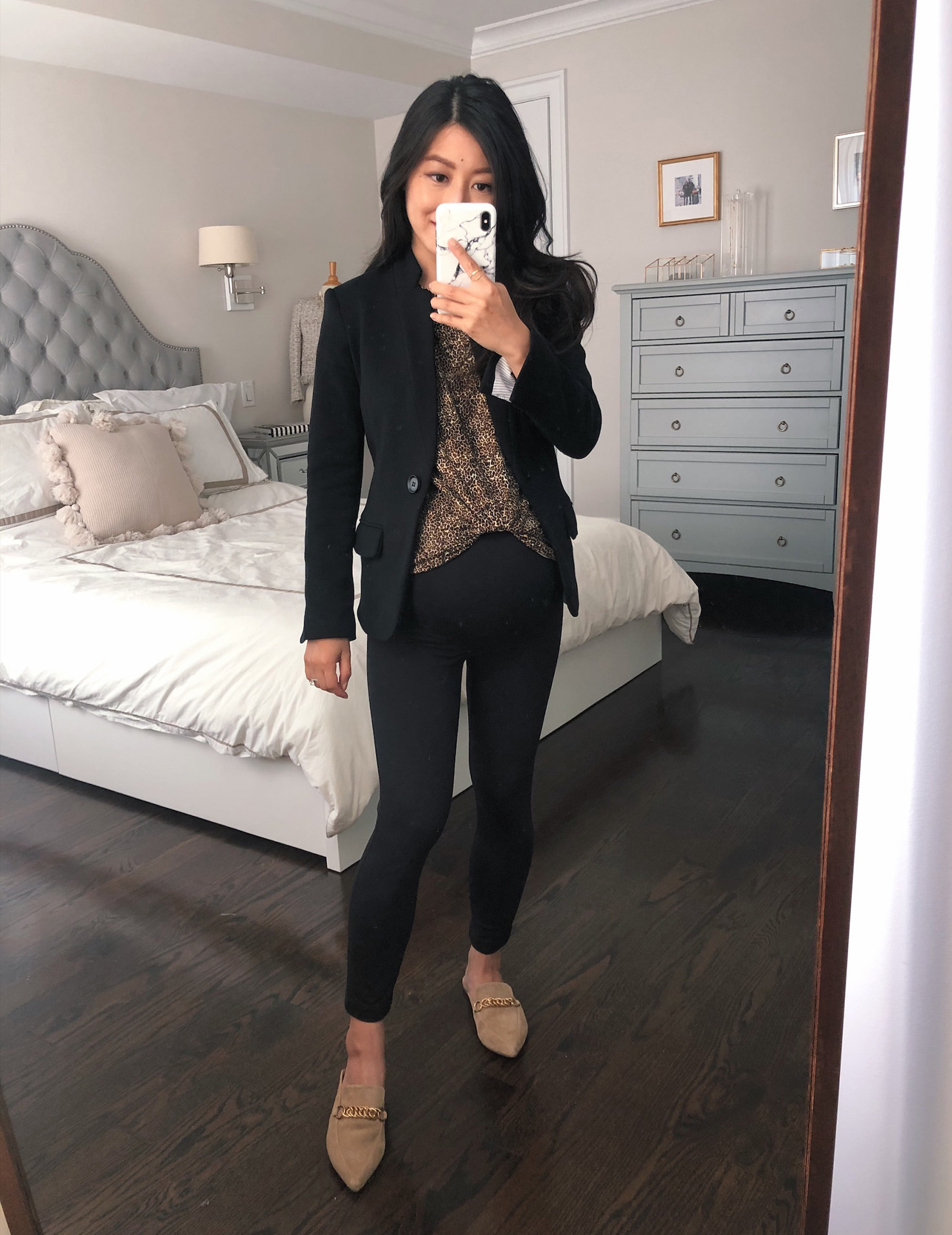 comfortable WFH outfit for women