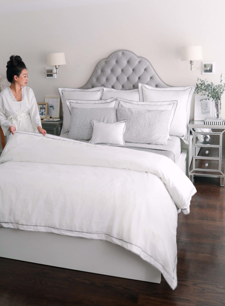 Macy's timeless bedding set