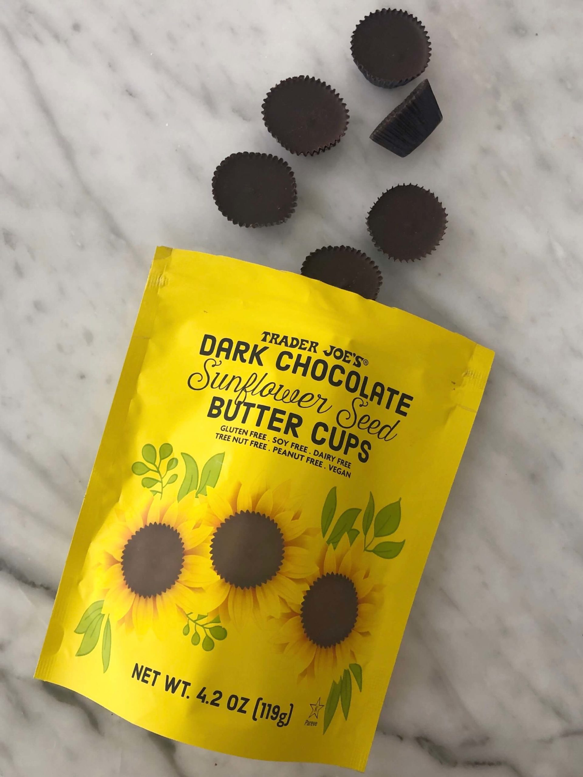 Trader Joe's allergen friendly snacks