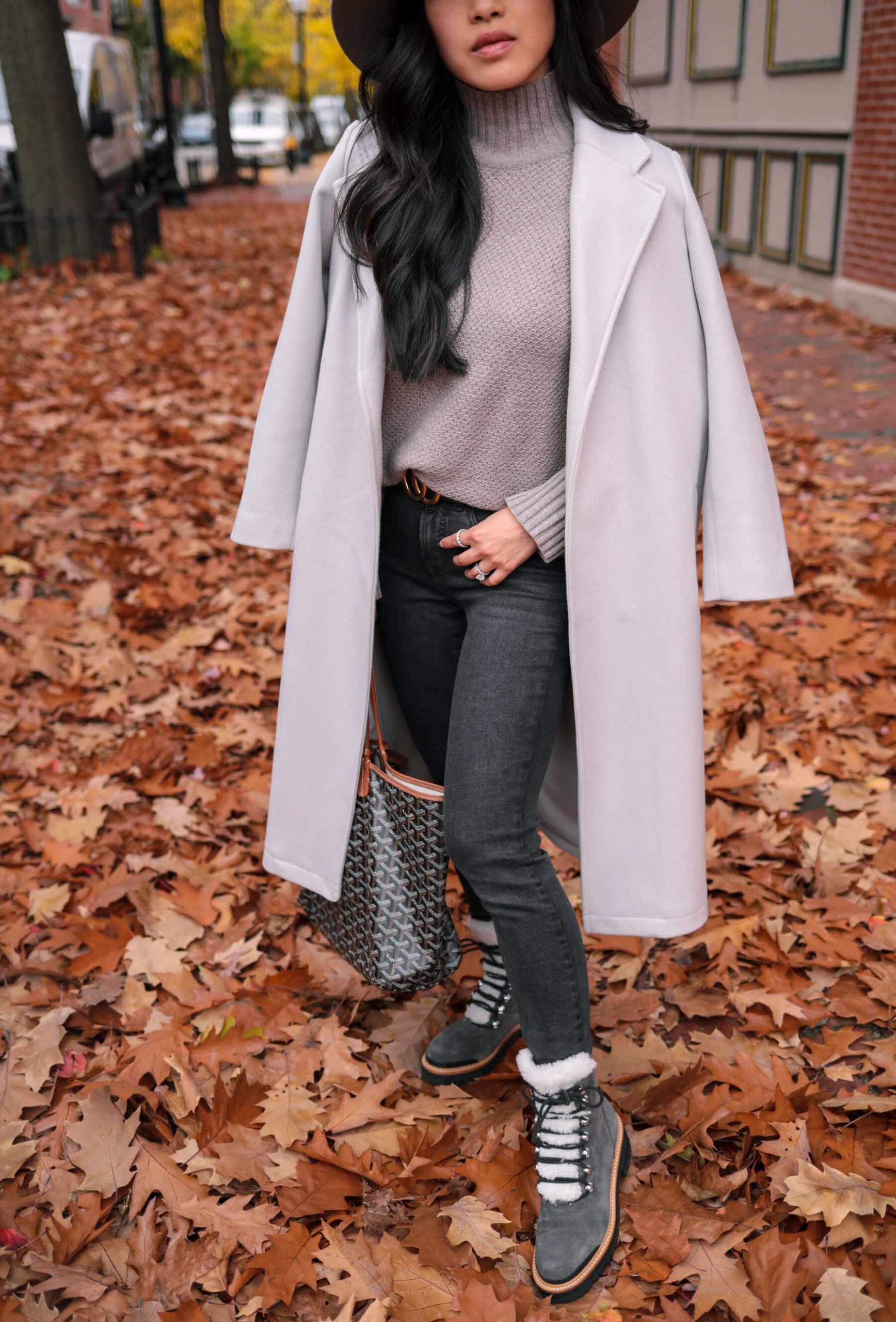 Affordable petite oversized wrap coat