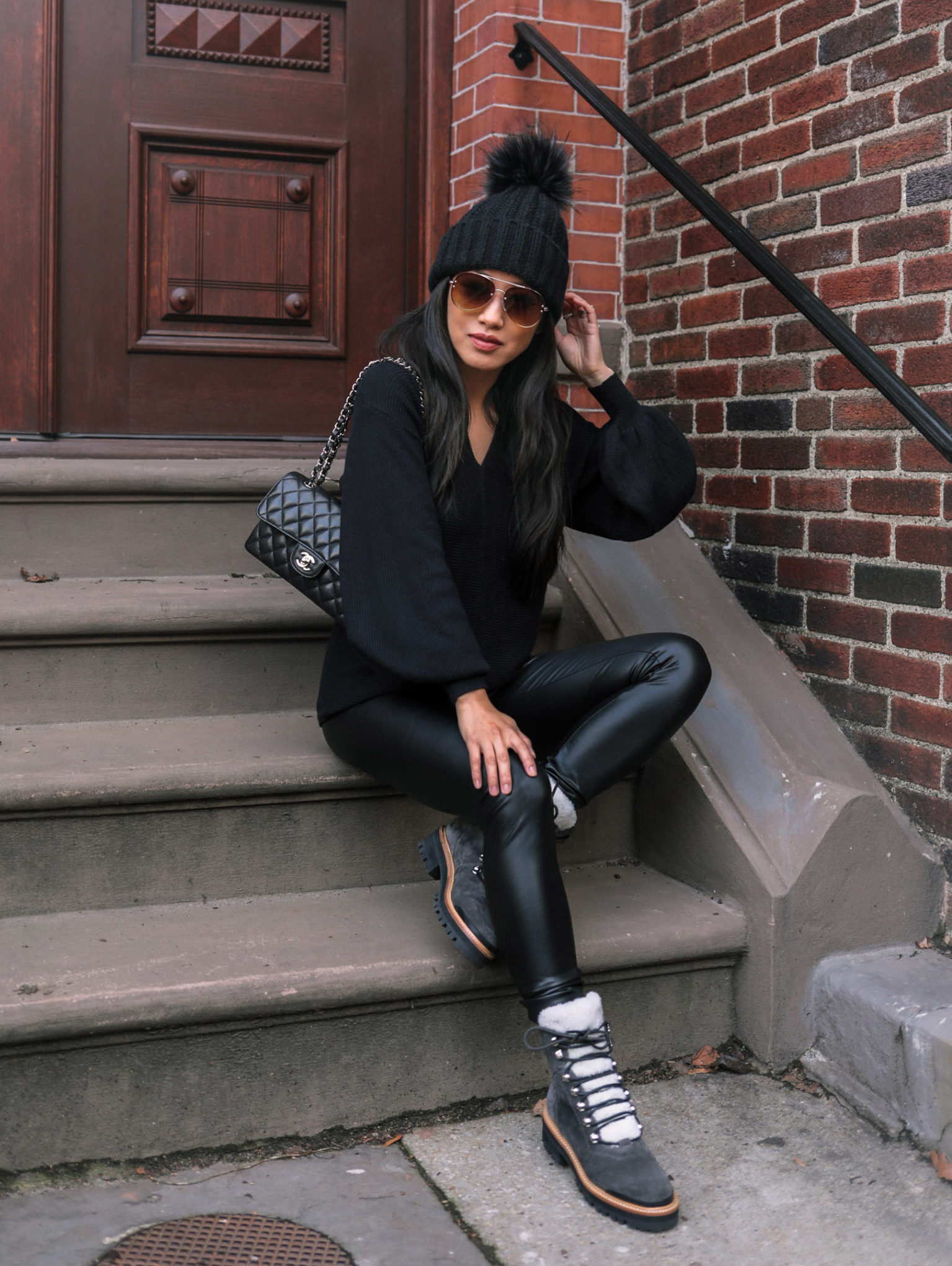 marc fisher izzie boot petite outfit