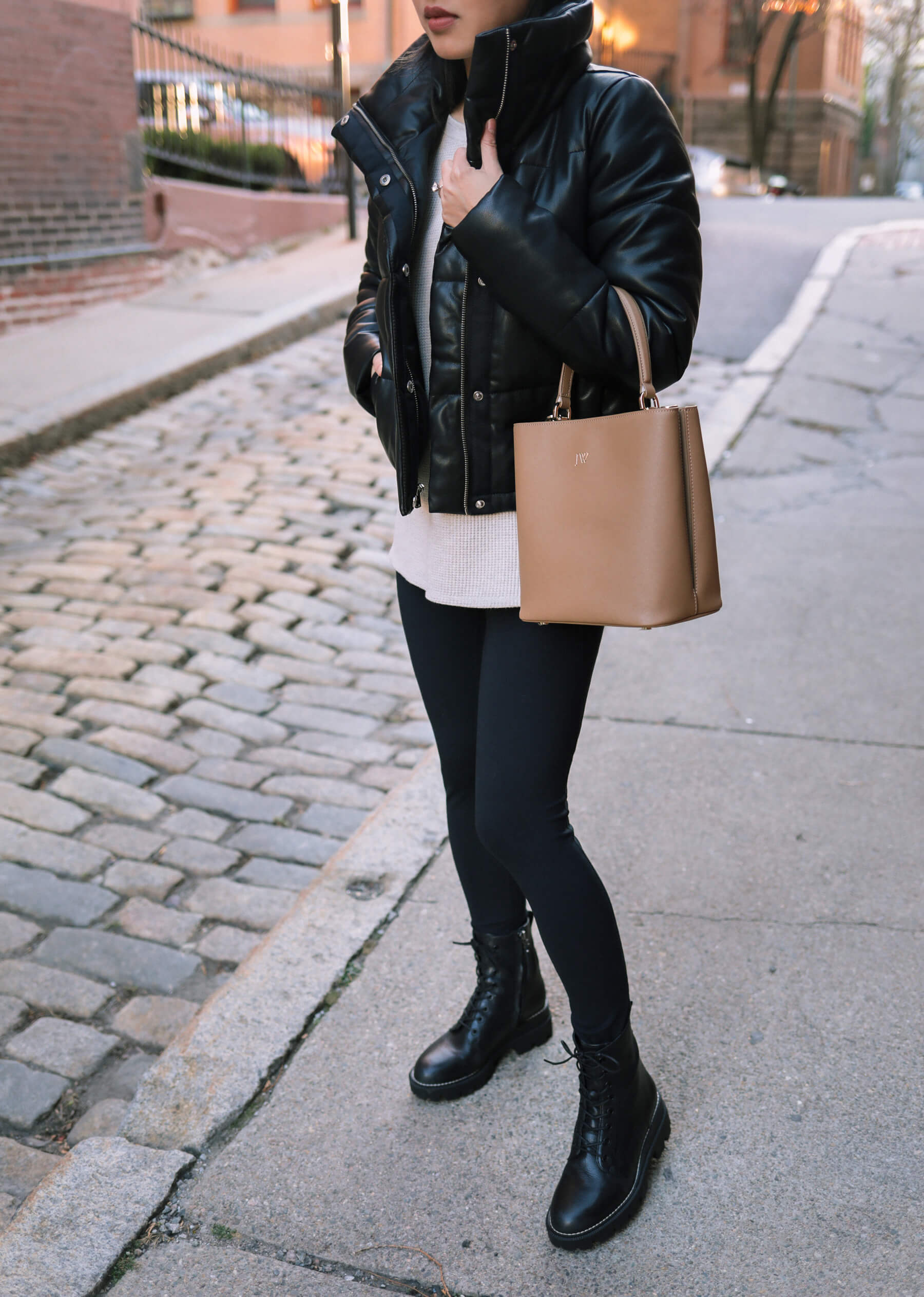 how to style combat boots for petite women