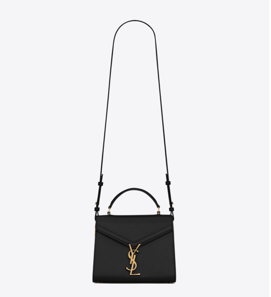 Saint Laurent Cassandra Top Handle Bag in Box