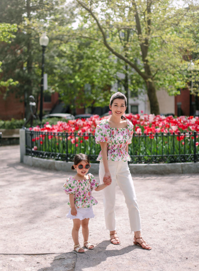 Mommy and Me summer outfits