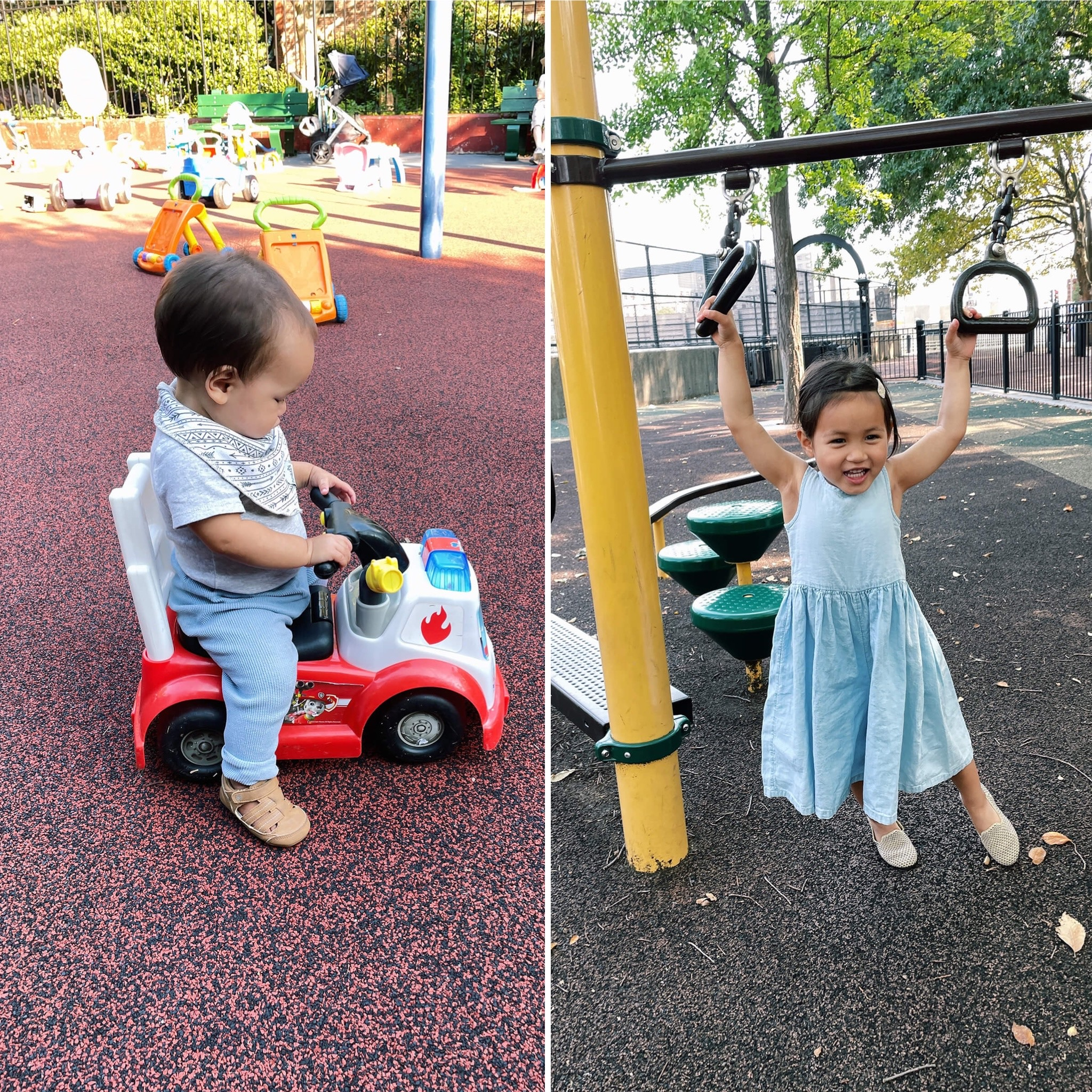 best south end boston playgrounds for toddler baby